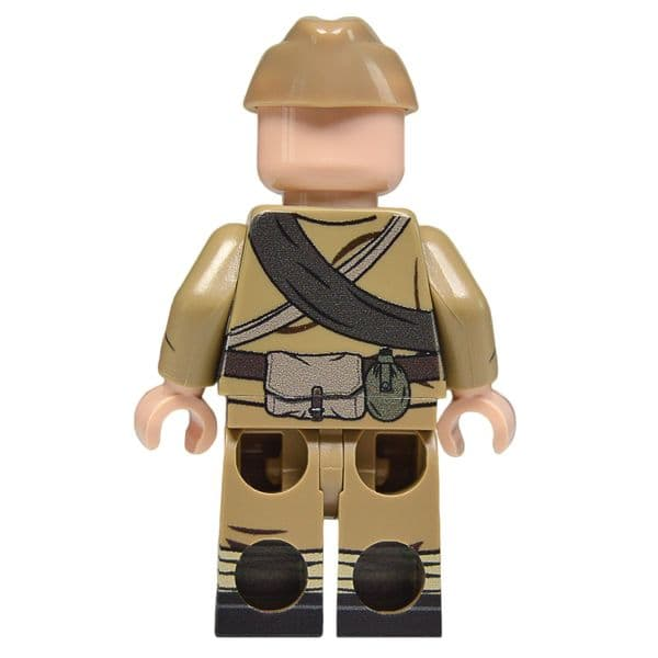 WW2 Soviet Infantry | LEGO Minifigure | United Bricks
